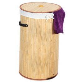 Pani re linge pour transporter le linge propre tr s - Panier a linge bambou ...
