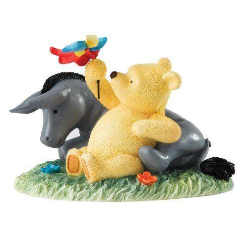 enesco figurine winnie l 39 ourson et bourriquet achat vente figurine personnage cdiscount. Black Bedroom Furniture Sets. Home Design Ideas