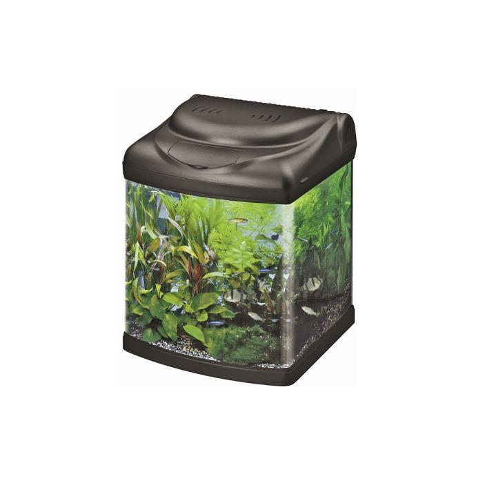 aquarium panorama 40 noir achat vente aquarium. Black Bedroom Furniture Sets. Home Design Ideas