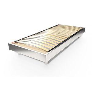 sommier 1 place achat vente sommier 1 place pas cher les soldes sur cdiscount cdiscount. Black Bedroom Furniture Sets. Home Design Ideas