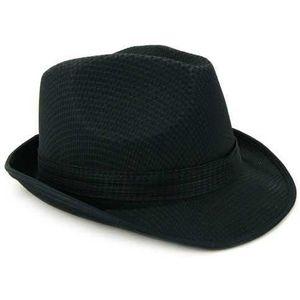 CHAPEAU - BOB Chapeau noir pour homme