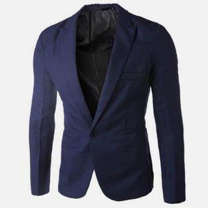 blazer homme fashion achat vente blazer homme fashion pas cher les soldes sur cdiscount. Black Bedroom Furniture Sets. Home Design Ideas