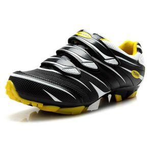 CHAUSSURES DE VÉLO VTT Chaussures pour Shimano SPD Système Chaussures