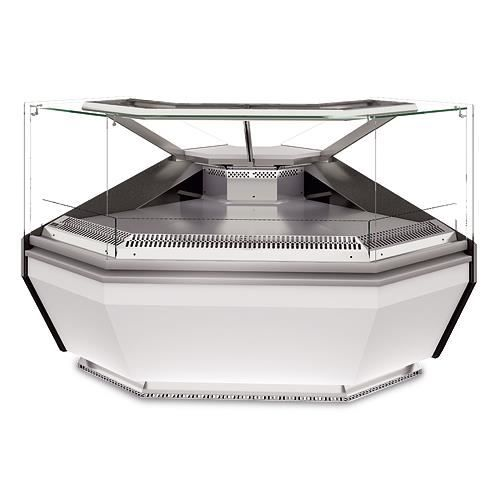 comptoir de cuisine professionnel plan de travail en acier inox 1 11 x 1 11 1015w 230v. Black Bedroom Furniture Sets. Home Design Ideas