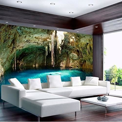 papier peint intiss design nature 350x245 cm achat vente papier peint cdiscount. Black Bedroom Furniture Sets. Home Design Ideas