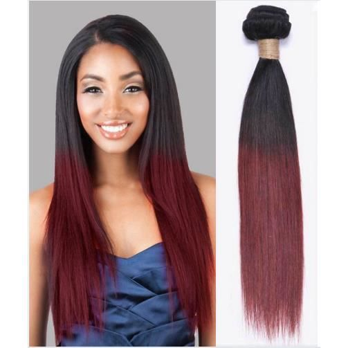 Tissage bresilien ombre hair 22 pouces 55 cm achat for Tie and dye prix salon
