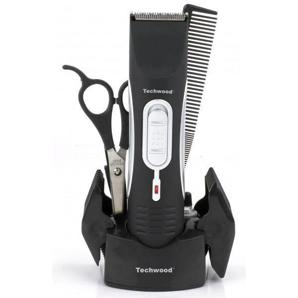 tondeuse cheveux sans fil techwood ref tts 0 achat. Black Bedroom Furniture Sets. Home Design Ideas