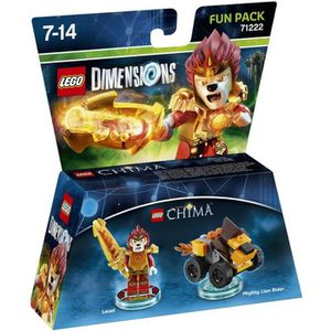 FIGURINE DE JEU Figurine LEGO Dimensions - Laval - LEGO Chima
