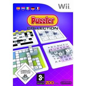 JEUX WII PUZZLER COLLECTION
