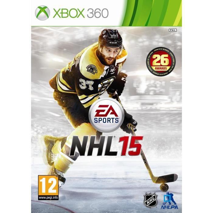 JEUX XBOX 360 NHL 15 Jeu XBOX 360