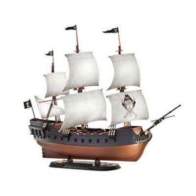 maquette bateau easy kit bateau pirate achat vente maquette de bateau cdiscount. Black Bedroom Furniture Sets. Home Design Ideas