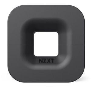 NZXT Support magnétique pour casque et câblage Puck - Silicone, magnets - 85 x 85 x 40mm - Noir