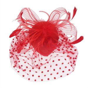 chapeau femme voilette achat vente chapeau femme voilette pas cher cdiscount. Black Bedroom Furniture Sets. Home Design Ideas