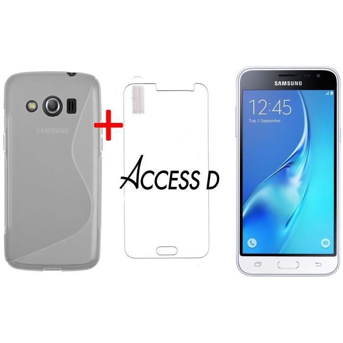 telephonie r coque samsung galaxy xcover  silicone