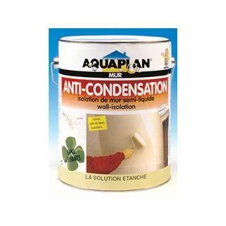 Aquaplan anti condensation 5 l blanc 5 l achat vente for Peinture anti condensation