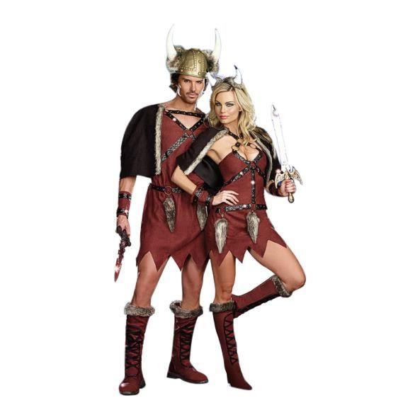déguisement homme viking
