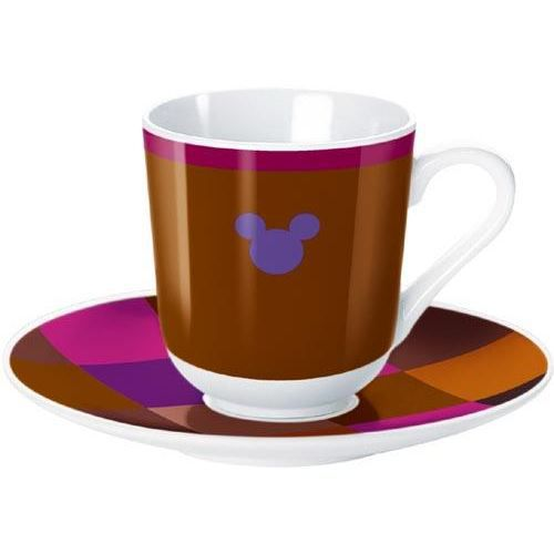 tasse expresso best of mickey s rie purple life achat vente service th caf cdiscount. Black Bedroom Furniture Sets. Home Design Ideas
