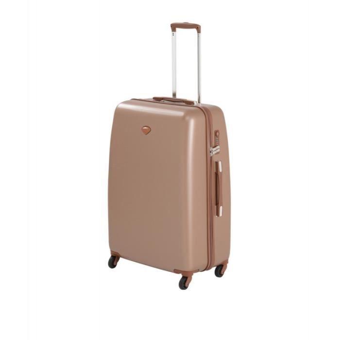 valise jump rigide 72 cm camelle achat vente valise. Black Bedroom Furniture Sets. Home Design Ideas