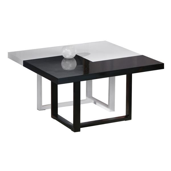 Table Basse Diego Carr E Ou Rectangulaire Achat Vente