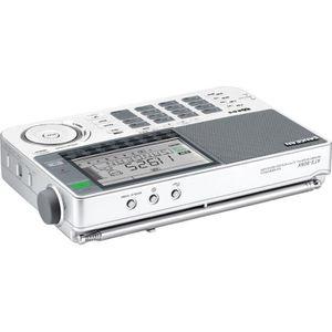 SANGEAN ATS-909 X Récepteur PLL Synthétisé blanc