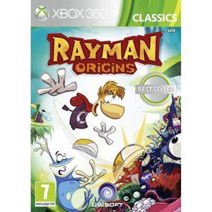 JEUX XBOX 360 Rayman Origins Classics 3 Jeu XBOX 360