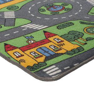 TAPIS CIRCUIT tapis Enfant 100x150