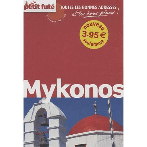 petit fut mykonos achat vente livre dominique auzias jean paul labourdette nouvelles. Black Bedroom Furniture Sets. Home Design Ideas