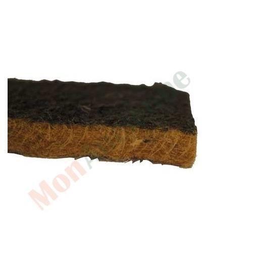 Isolant thibaude fibre naturelle au m tre achat for Moquette fibre naturelle