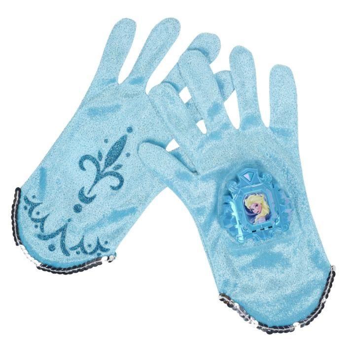 La reine des neiges gants magiques et musicaux d 39 elsa - Gant de la reine des neiges ...