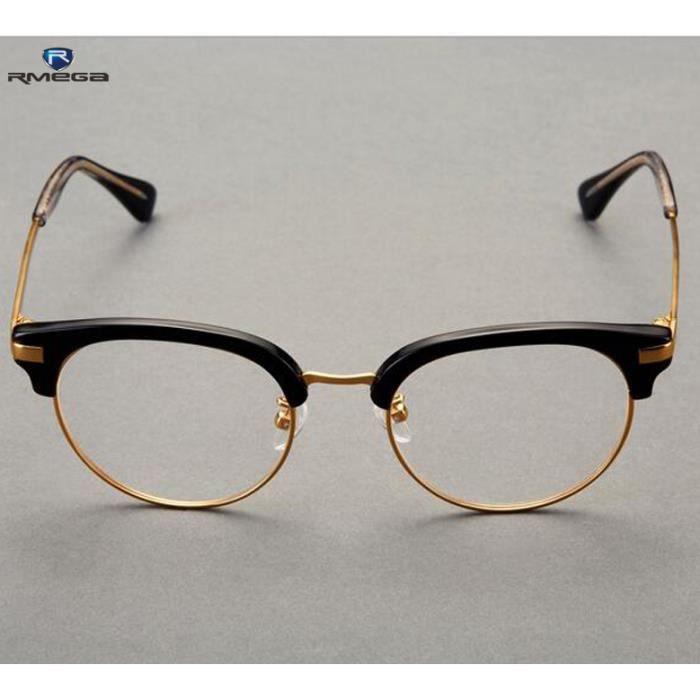 radioprotection lunettes r tro hommes et les femmes anti fatigue achat vente lunettes de vue. Black Bedroom Furniture Sets. Home Design Ideas