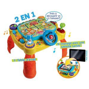 Table activite bebe achat vente jeux et jouets pas chers for Table d activite bebe