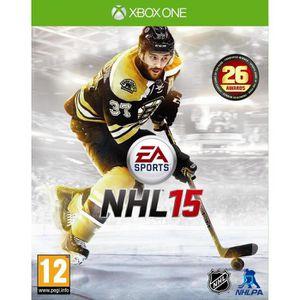 JEUX XBOX ONE NHL 15 Jeu XBOX One