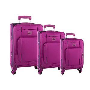 valise semi rigide cabine achat vente valise semi rigide cabine pas cher cdiscount. Black Bedroom Furniture Sets. Home Design Ideas