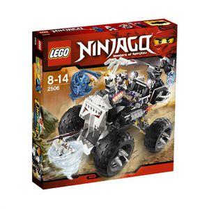 ASSEMBLAGE CONSTRUCTION Lego Le 4X4 Squelette
