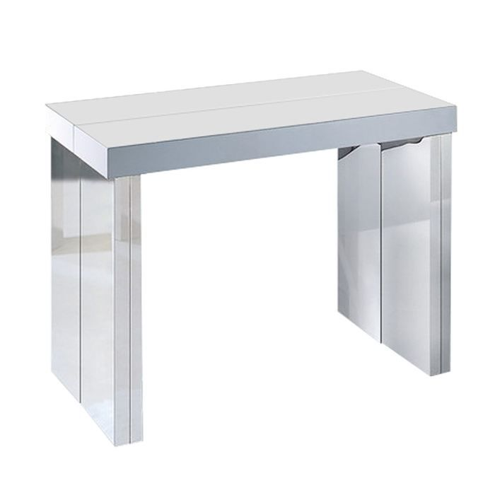 Liste d 39 envies de jade q tassimo bosch cafeti top for Table extensible laquee blanc