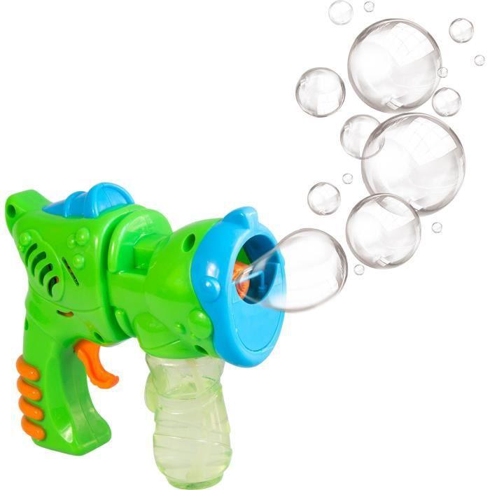 lansay bubble up pistolet electrique bulles de savon achat vente bulles de savon les. Black Bedroom Furniture Sets. Home Design Ideas