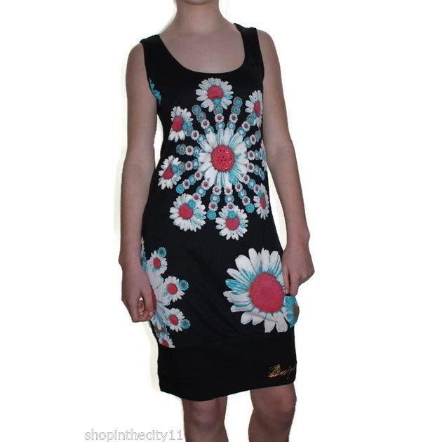 robe desigual femme bluesound noire noir achat vente robe cdiscount. Black Bedroom Furniture Sets. Home Design Ideas