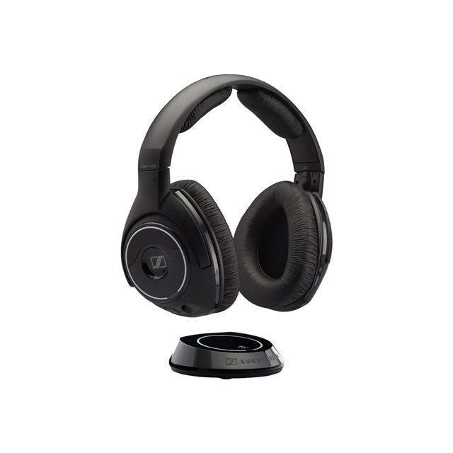 sennheiser rs 160 casque hi fi sans fil achat vente casque couteur audio casque hifi. Black Bedroom Furniture Sets. Home Design Ideas