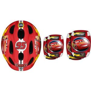 CARS Casque + Coudi?res/Genouill?res