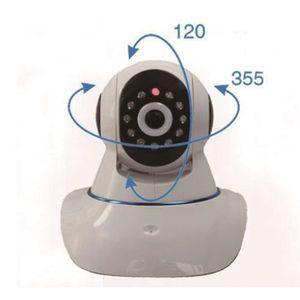ENREGISTREUR VIDÉO CCTV WIFI haute définition 720p H.264 P2P IP infra