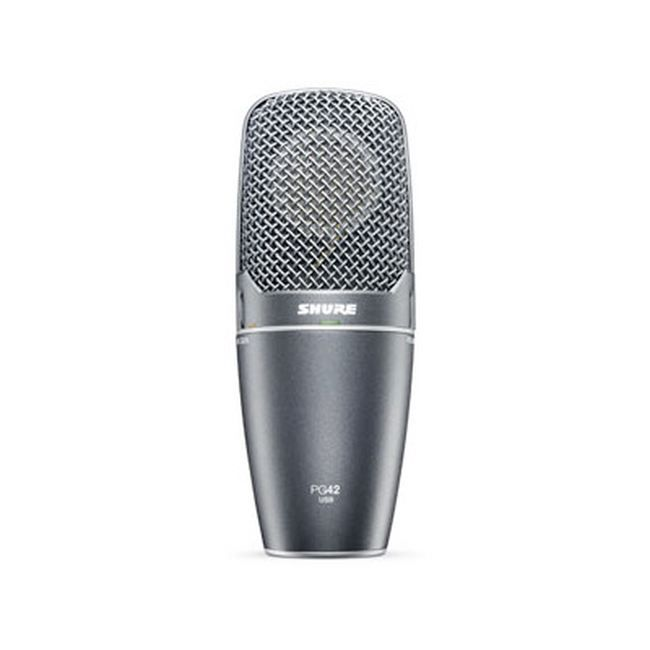 shure micro studio a capture laterale usb microphone. Black Bedroom Furniture Sets. Home Design Ideas