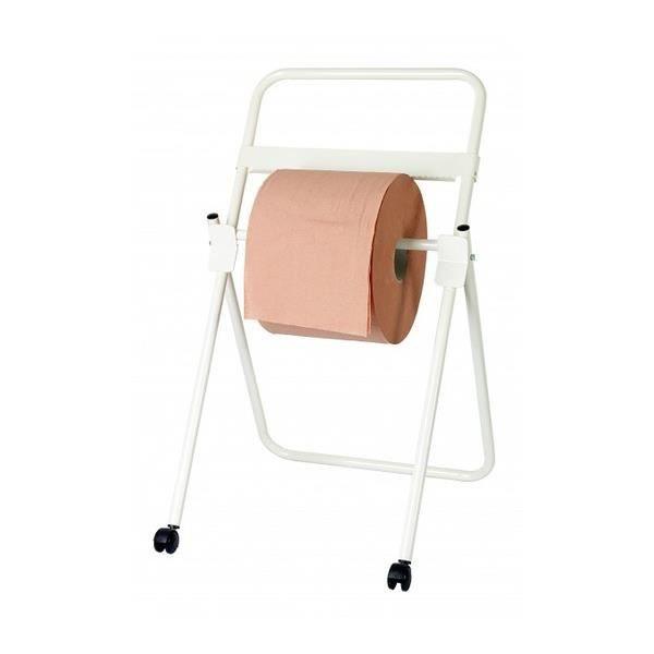 devidoir enrouleur de papier bobine pro sur roue achat vente d vidoir essuie tout devidoir. Black Bedroom Furniture Sets. Home Design Ideas