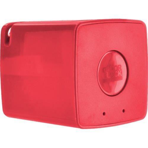 enceintes sans fil bluetooth color block achat vente pas cher cdiscount. Black Bedroom Furniture Sets. Home Design Ideas