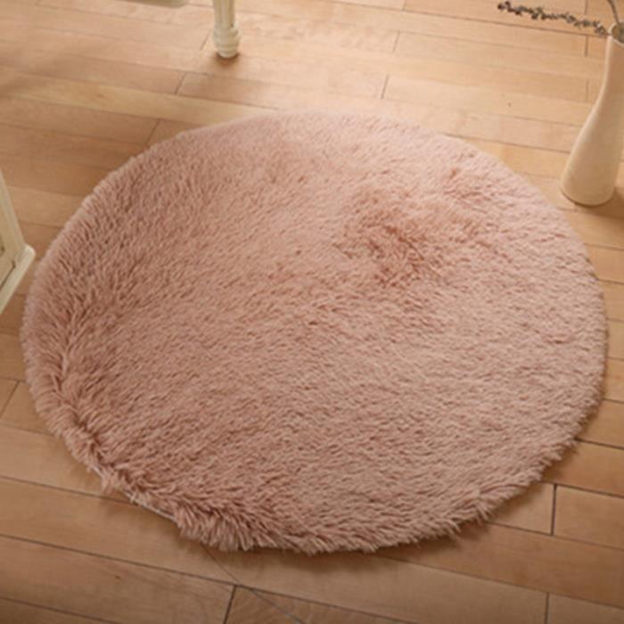 tapis souple rond anti d parant pour salon chambre bureau chameau xl prix pas cher cdiscount. Black Bedroom Furniture Sets. Home Design Ideas