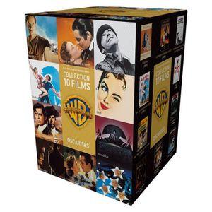 DVD FILM DVD Coffret 90 ans Warner : 10 films oscarisés