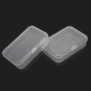petite boite de rangement plastique achat vente petite boite de rangement plastique pas cher. Black Bedroom Furniture Sets. Home Design Ideas