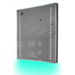 Rail lumineux achat vente rail lumineux pas cher - Miroir salle de bain lumineux anti buee ...