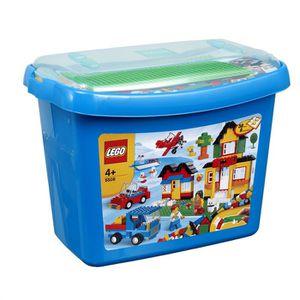 ASSEMBLAGE CONSTRUCTION Lego Boîte de Briques de Luxe