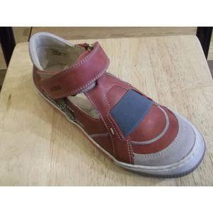 BASKET Chaussures garçons mi-saisons ajourées Mod'8 P36