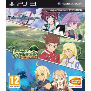 JEU PS3 Compilation Tales Of Graces + Tales Of Symphonia P